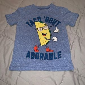 Taco Bout Adorable Tee